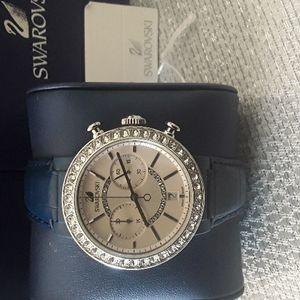 Authentic Brand New Swarovski Crystal Watch